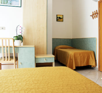 hotel flora bellaria camere come a casa