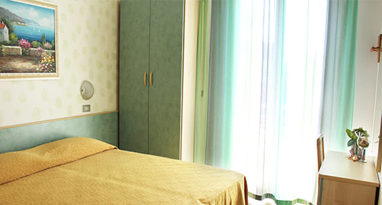hotel flora bellaria camere comfort