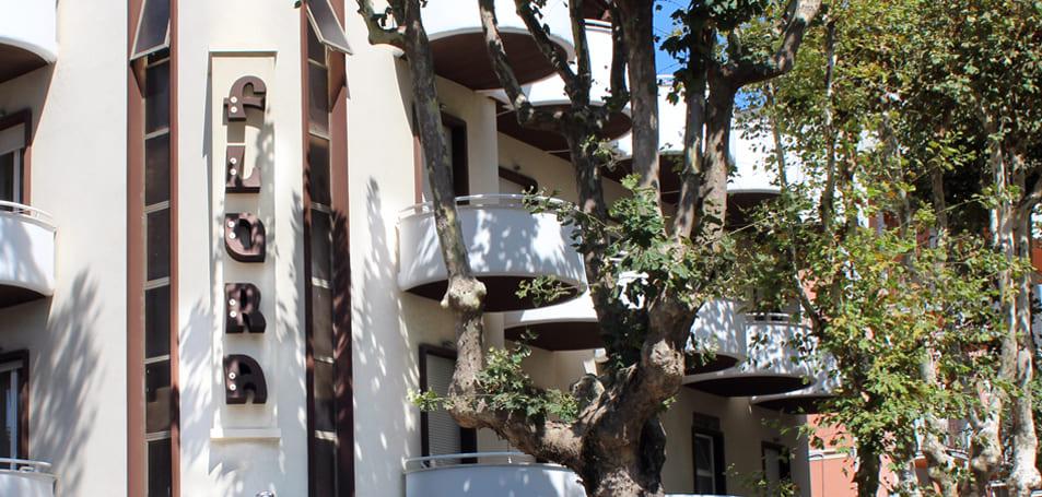 hotel flora bellaria cucina vacanze all'hotel flora