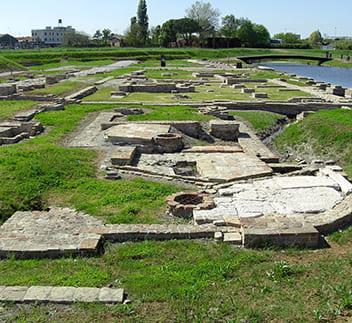 hotel flora bellaria territorio parco archeologico di classe