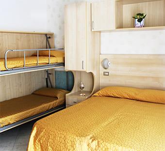 hotel flora bellaria camere ninna nanna