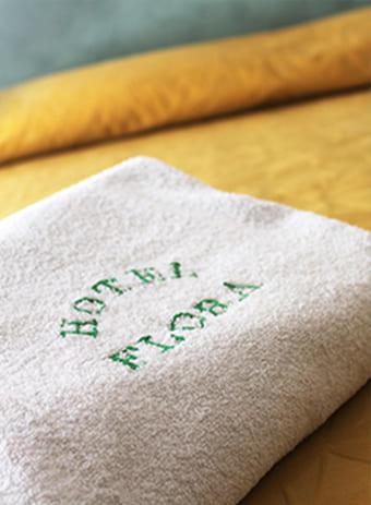 hotel flora bellaria camere viva il silenzio asciugamani