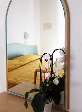 hotel flora bellaria camere viva il silenzio orchidea