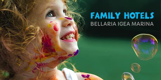 hotel flora bellaria servizi divertimento family hotels bolle